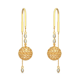 The Sunita Sui Dhaga Earrings