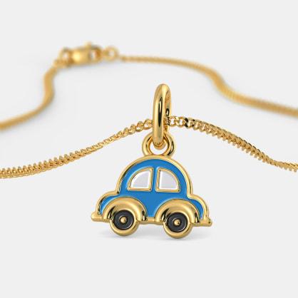 the zip zap zoom pendant for kids   bluestone.com