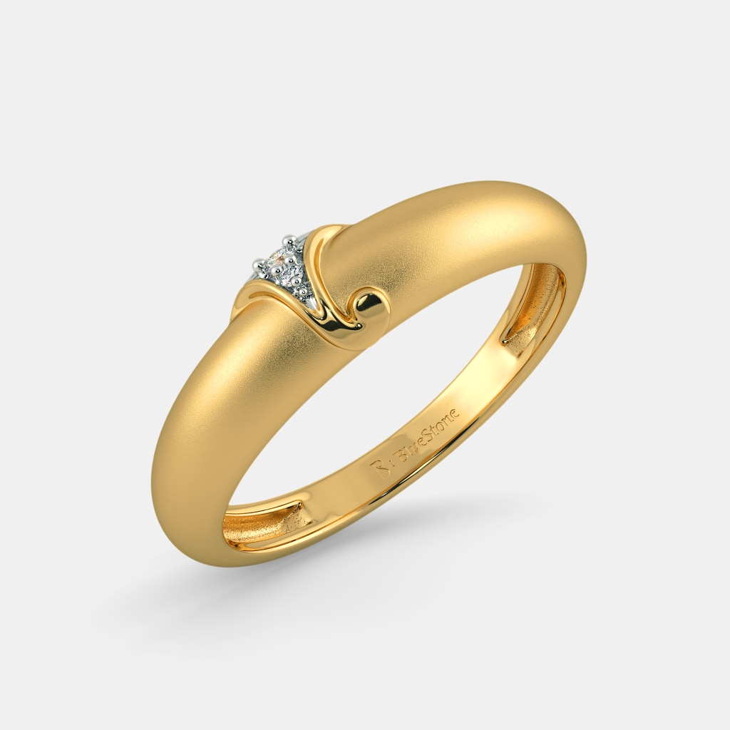 Wedding gold ring designs