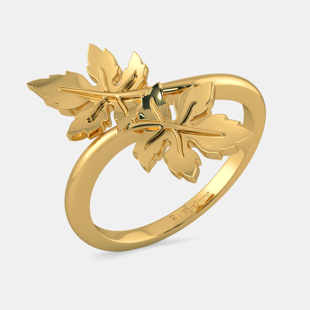 Plain Gold Rings - Buy 100+ Plain Gold Ring Designs Online in ...