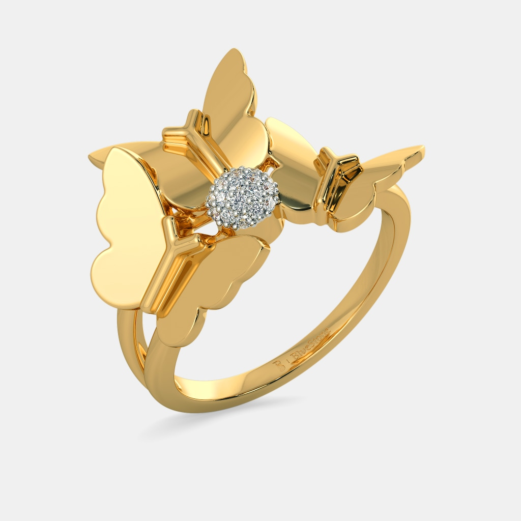 gold babyanything baby anything love yellow rings ring product