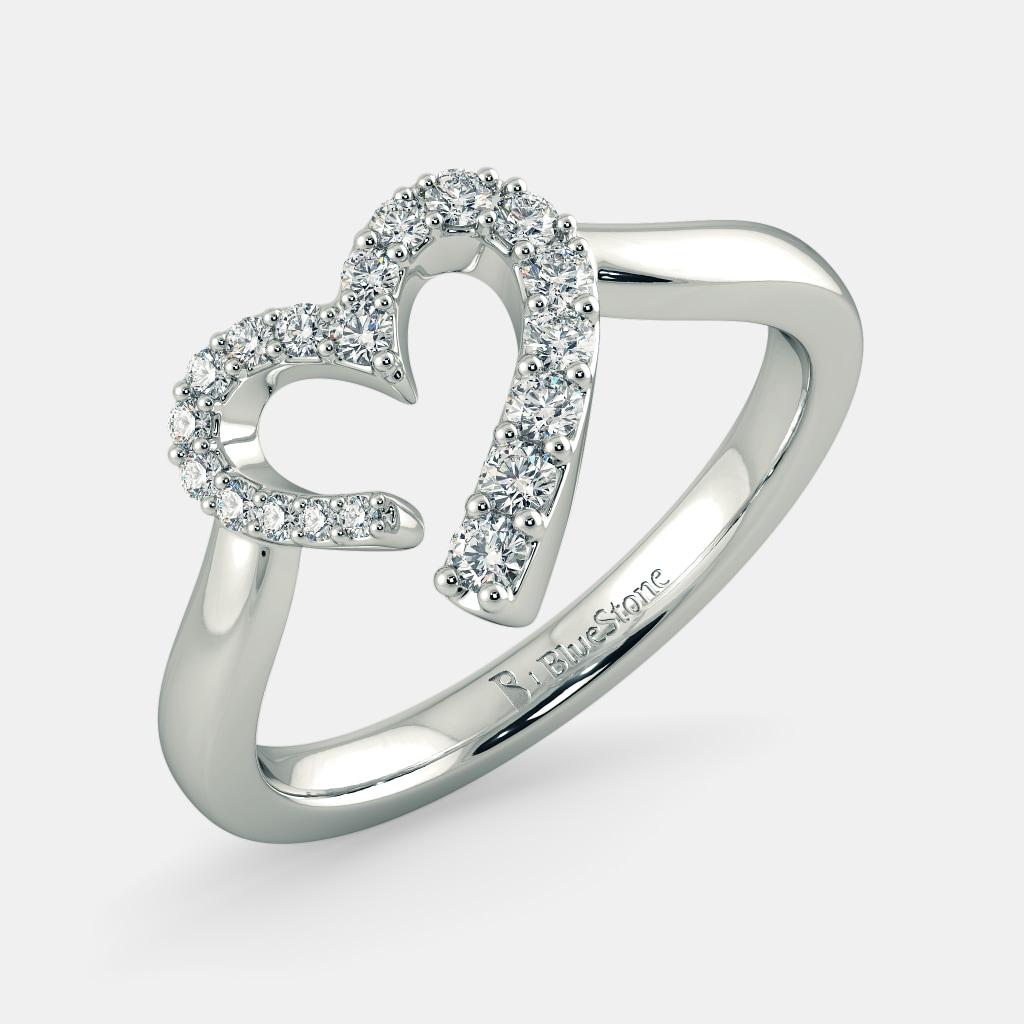 The Innocent Love Ring | BlueStone.com