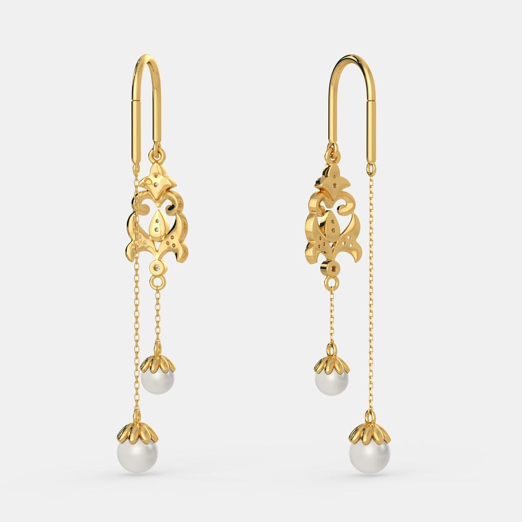 The Nitika Sui Dhaga Earrings