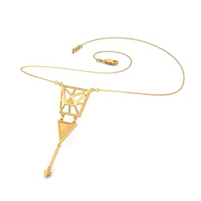 The Careen Axis Necklace