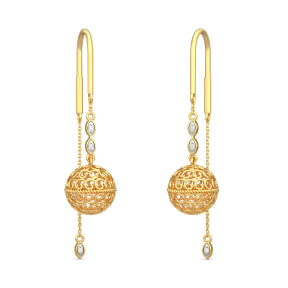 The Sunita Sui Dhaga Earrings