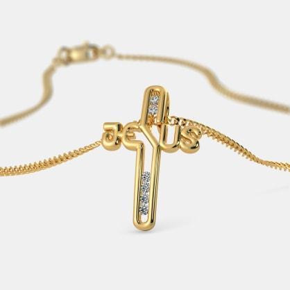 The Daniel Cross Pendant