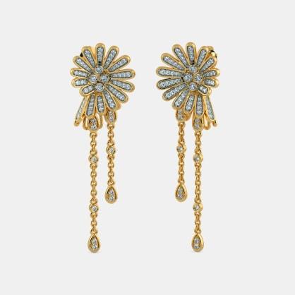 The Tazara Drop Earrings