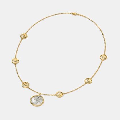 The Pranava Necklace