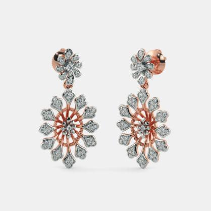 The Adelia Drop Earrings