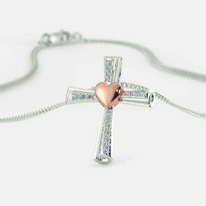 The Whitney Cross Pendant
