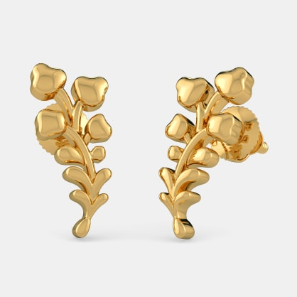The Prevailing Flowerets Earrings