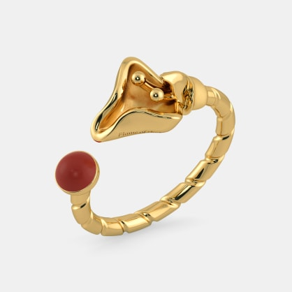 The Lema Top Open Ring