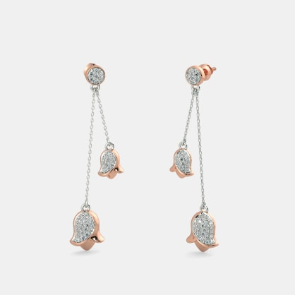 The Pleasant Tulip Earrings