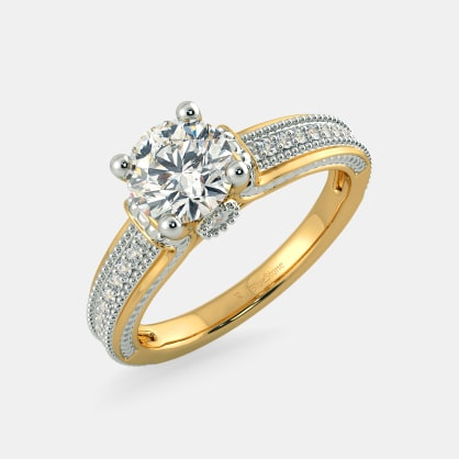 The Calinda Ring Mount