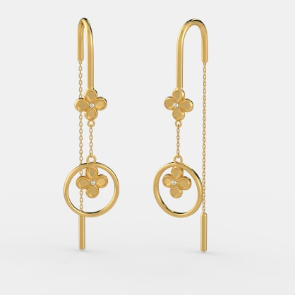 The Suniti Drop Earrings