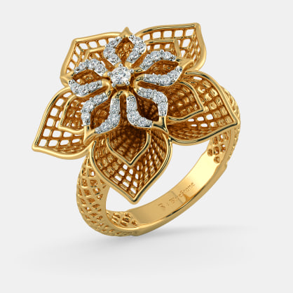 The Daffodil Lattice Ring