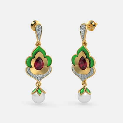 The Aiza Drop Earrings