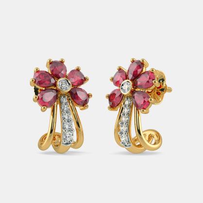 The Anurita Hoop Earrings