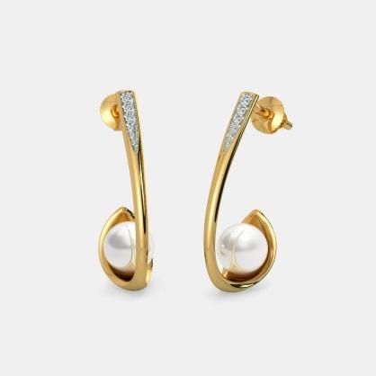 The Megyn Hoop Earrings