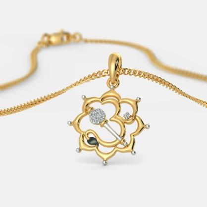 The Divine Hanuman Pendant