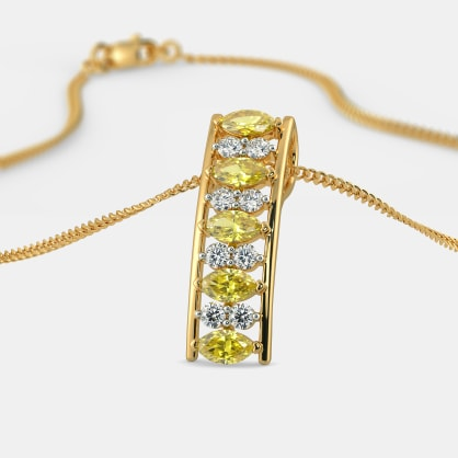 The Charmed Brilliance Pendant