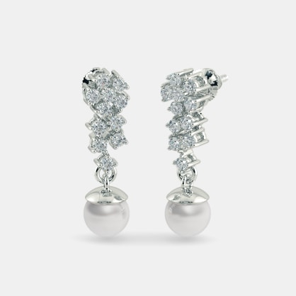 The Dazzling Floria Earrings