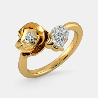 The Timeless Rose Ring
