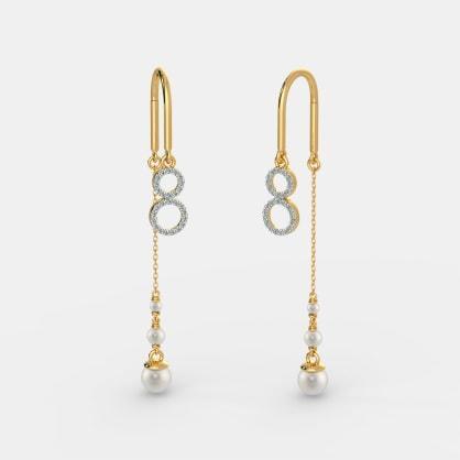 The Elegant Colure Earrings