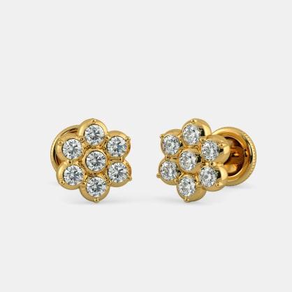 The Prajna Stud Earrings