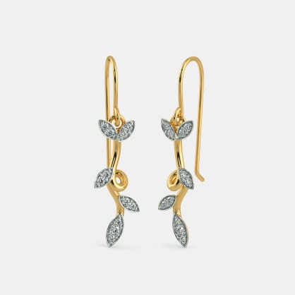 The Passion Leaves Earrings