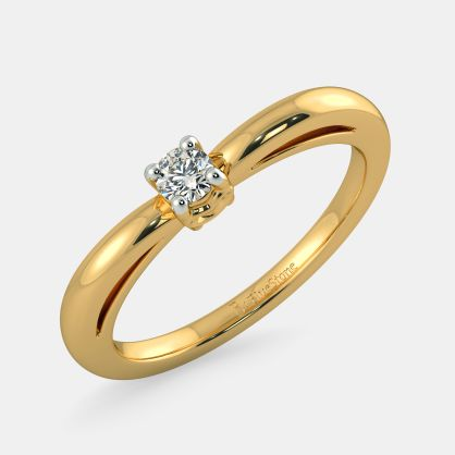 Regal Heart Ring