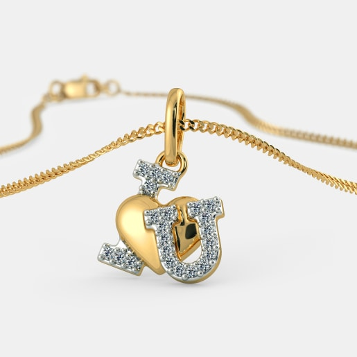 The Forever In Heart Pendant
