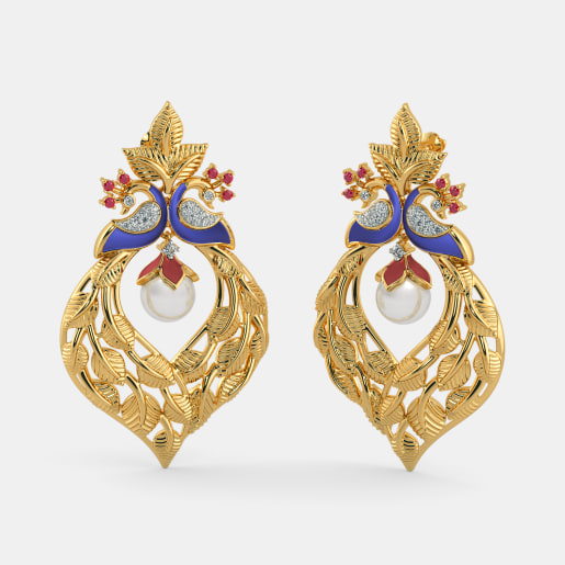 The Afreen Drop Earrings