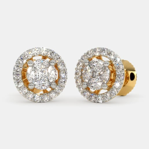 The Sibyl Stud Earrings