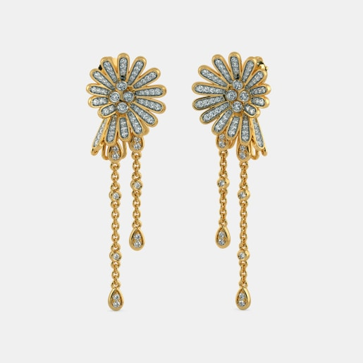 The Tazara Drop Earrings