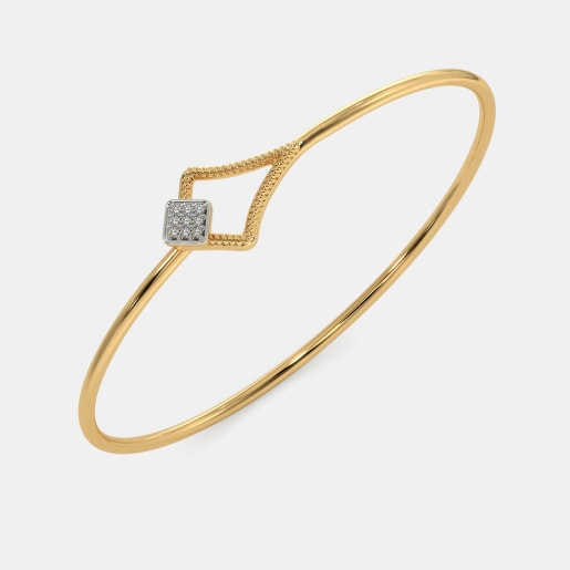 The Edna Toggle Bangle
