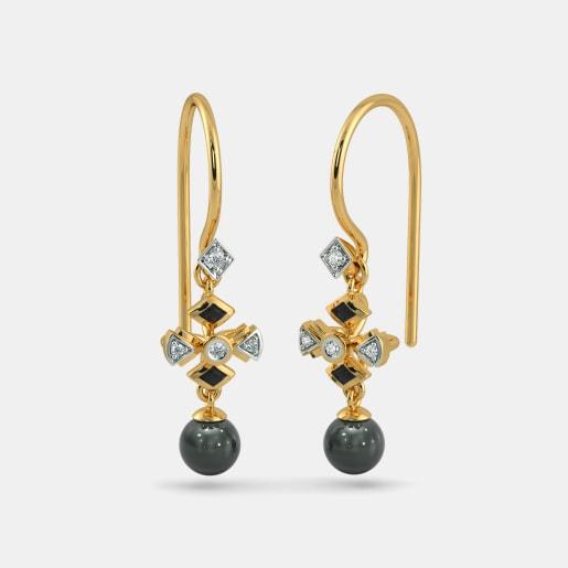 The Apogee Drop Earrings
