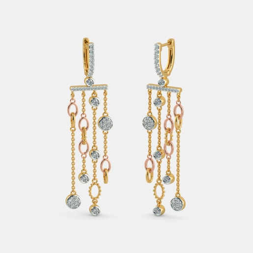 The Acxa Drop Earrings