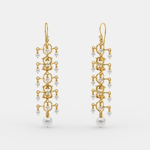 The Eminent Drop Earrings