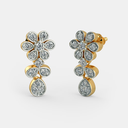 The Parijat Earrings