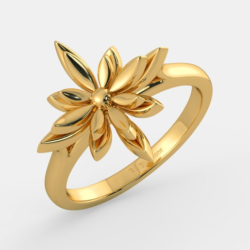 The Blossoming Beauty Ring