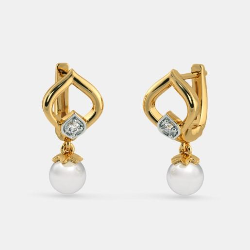 The Saleena Drop Earrings
