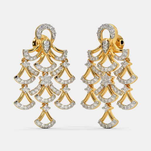 The Vitrice Dangler Earrings