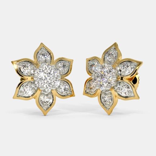 The Balbina Stud Earrings