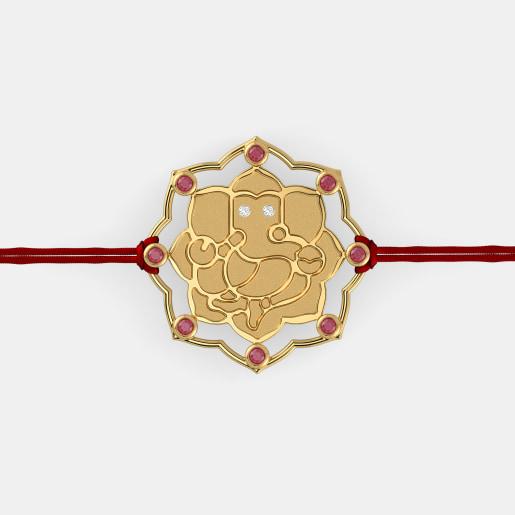 The Swarup Rakhi Pendant