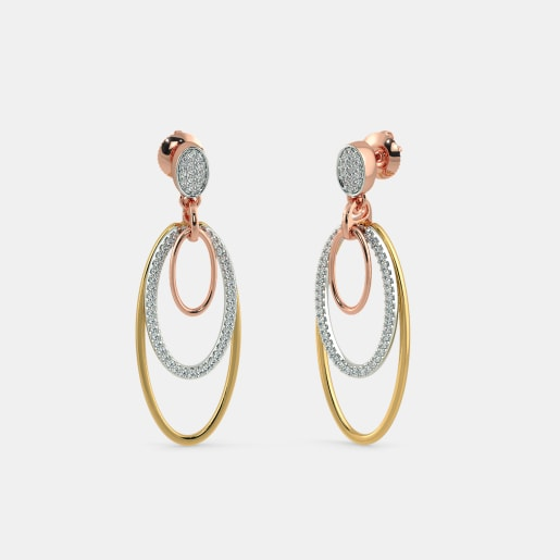 The Areebha Drop Earrings