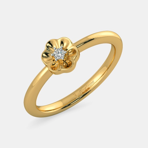 The Flourishing Floret Ring