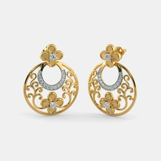 The Dilkash Earrings
