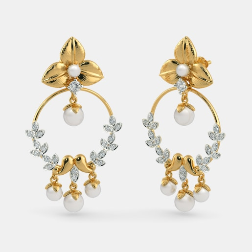 The Mehrunisa Chand Bali Earrings
