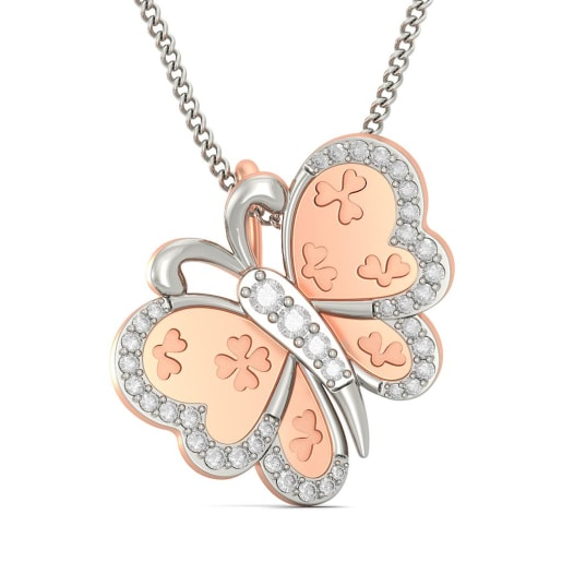 The Maxima Butterfly Pendant